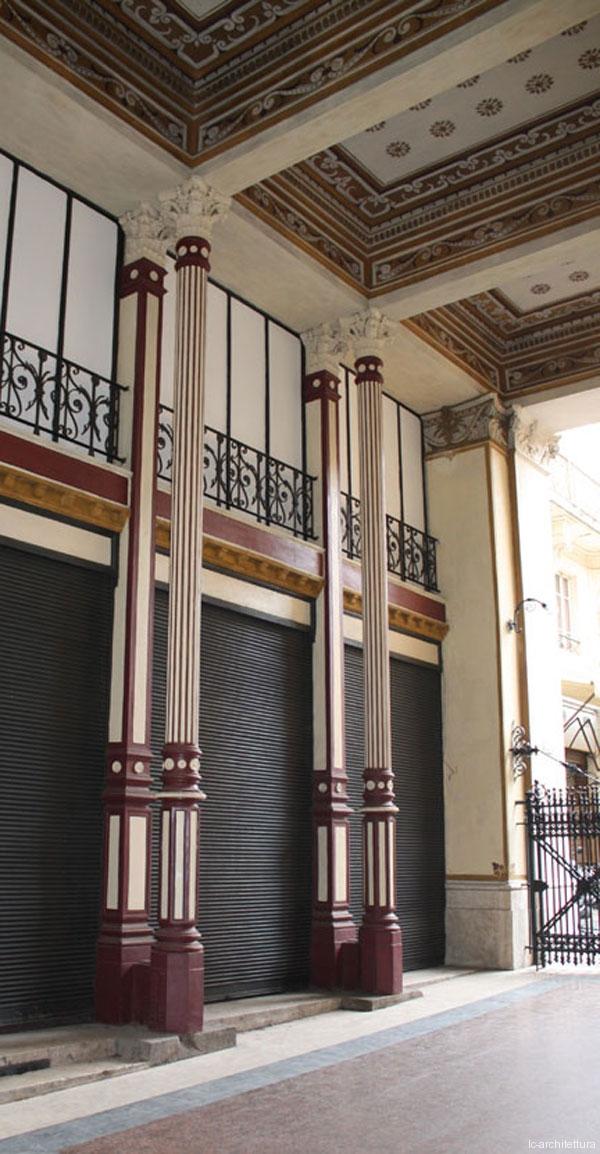 2006 in corso l architettura del ferro a roma lc for Giornale architettura